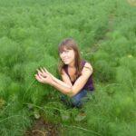 Ramona eröffnet eine Bioladen in Augsburg