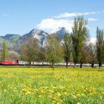 Urlaub mit dem Zug: Mit der Deutschen Bahn in die Ferien reisen