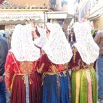 Ostern auf Korfu: die typische Tracht