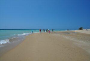 Korfu Strände von Marathias, Golden Beach, Santa Barbara