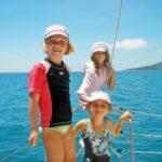 Familien-Segelurlaub mit Kindern - Was mitnehmen?