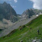 Wo Wanderurlaub in den Alpen machen?