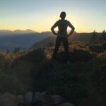 Naturerlebnis-Auszeit-Tirol Sonnenuntergang