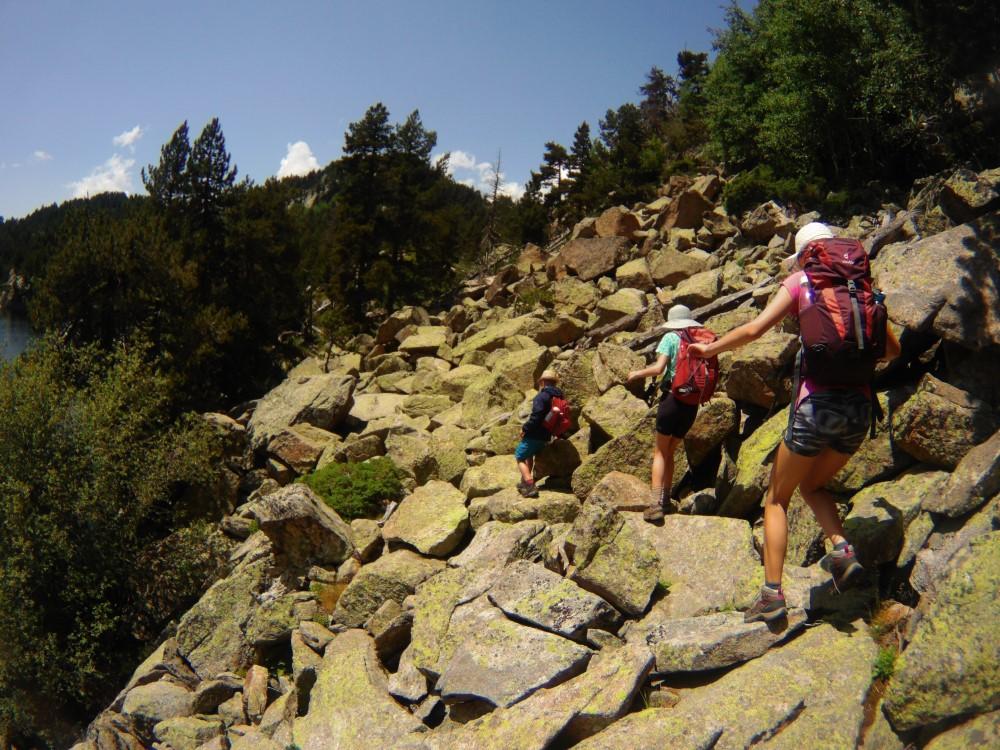Familie-Klettern-Abenteuercamp-Pyrenäen-Frankreich