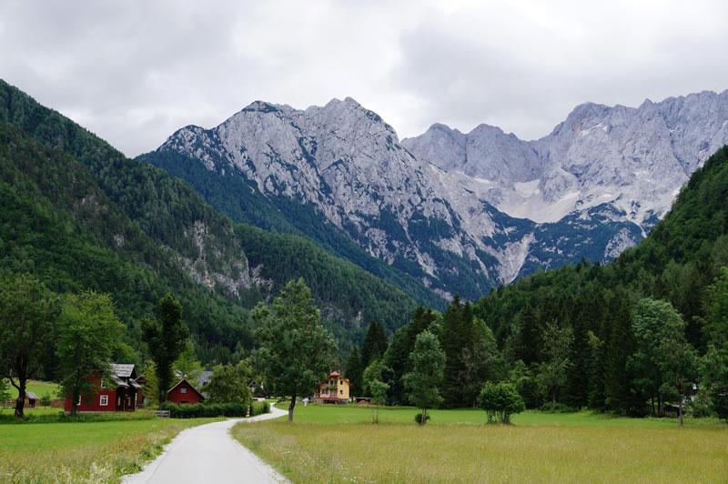 ezersko-Ort-Steiner-Alpen-Slowenien