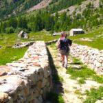 Wie viele km pro Tag wandern?