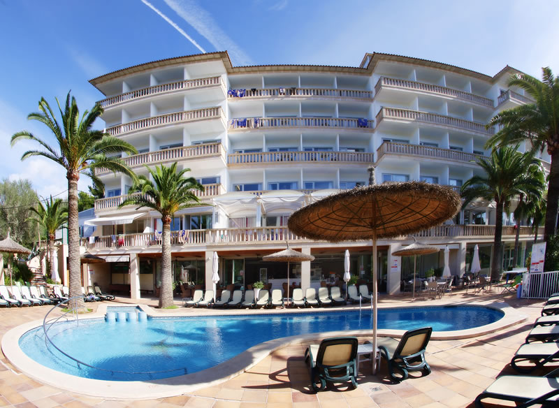 Mallorca Familie Pool Strand Appartements