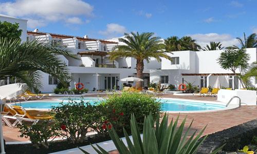 Das familienfreundliche Centro auf Lanzarote