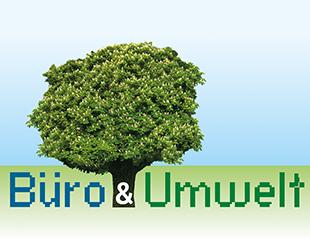 BAUM Auszeichnung Buero und Umwelt 2012 Logo