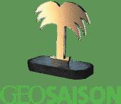 Goldene Palme von GEO SAISON Logo