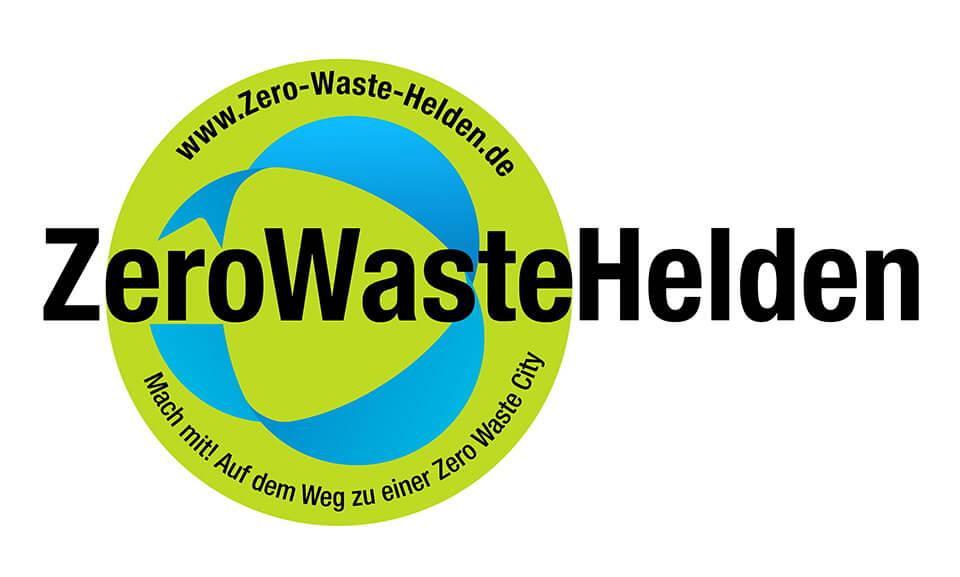 Logo Zero Waste Helden