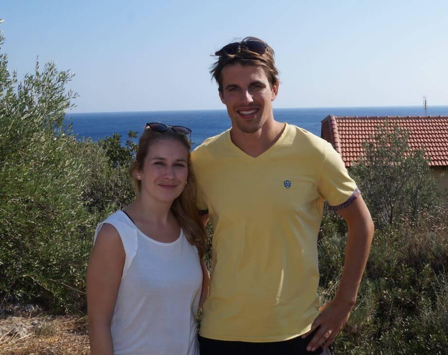 Maxi und Adrian Matthäi